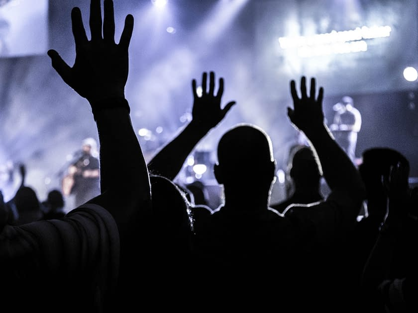 Praising people