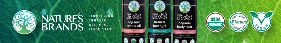 Nature's Brand, Banner
