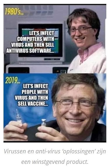 Bill Gates and his works
