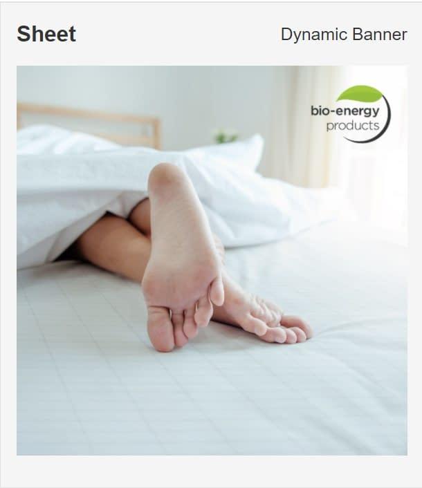 banner grounding sheet
