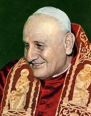 pope Johannes Paul XXIII, Secret Societies and the New World Order