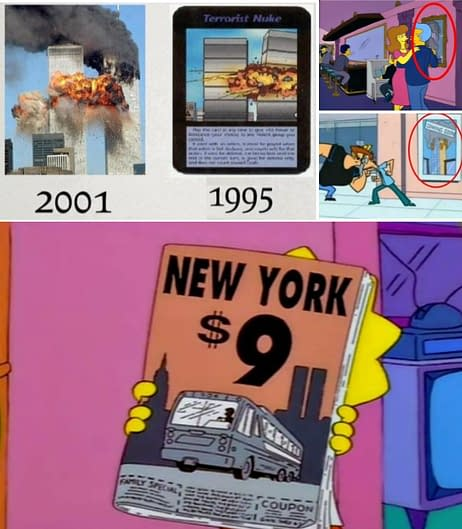 The Simpsons and 9/11