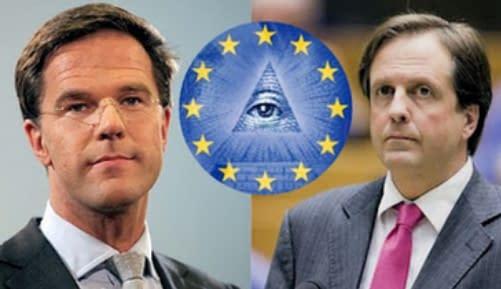 History shows evidence-The Bilderberg group