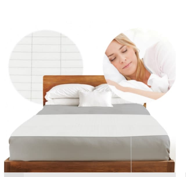 review of a grounding sheet- Awesome sleep